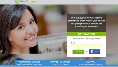 take survey make money